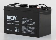 FC12-200免维护MCA铅酸蓄电池12V200AH/10HR