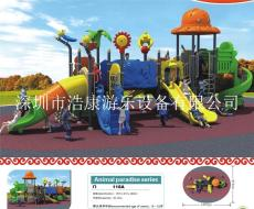 深圳小朋友滑梯及室外孩童滑滑梯源頭廠家