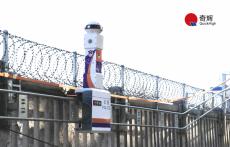 奇輝巡檢機器人 公安巡檢機器人 自動巡更