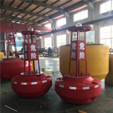 深水区警示浮标水面助航标志生产厂家