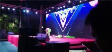 深圳市宝安宝华音响租赁舞台灯光显示屏设备