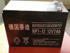 賽迪蓄電池NP17-12 12V17AH渠道代理報價