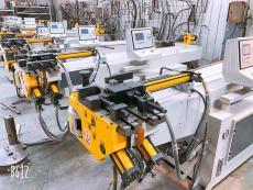 半自動彎管機SB50NCBL 數控彎管機制造廠家