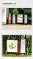 江蘇農博園景區標識案例欣賞