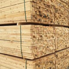 西安市工程木方工地方料价格建筑木方批发