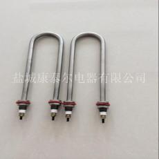 U型双头电热管 不锈钢U型双头加热管