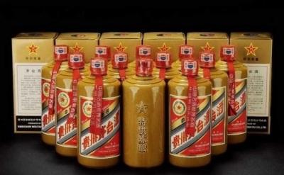 平頂山回收酒瓶 回收茅臺酒空瓶多少錢一套