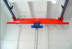 起重机.行车型号齐全 欧式单梁桥式起重机