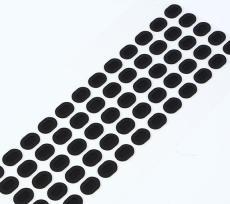 深圳哪里有黑色材質eptfe防水透氣平衡膜
