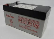 NP7-12进口GS-YUASA蓄电池12V7AH紧急电源
