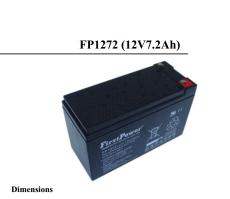 FP1245一电FirstPower蓄电池12V4.5AH技术