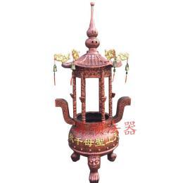 廣州圓形香爐定做廠家