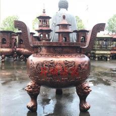 九江铸铁香炉图片