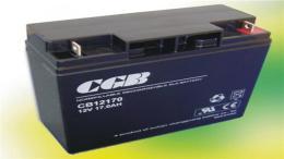 CGB长光蓄电池CB1270 12V7AH上海代理报价