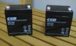 CGB长光蓄电池CB12400 12V40AH江苏代理报价