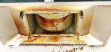 油烟机第三代泡洗清洗技术家电清洗小绿人