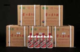 茂名回收茅臺酒瓶回收茅臺空酒瓶長期回收