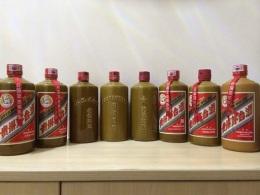 漢中回收茅臺酒瓶回收茅臺空酒瓶長期回收