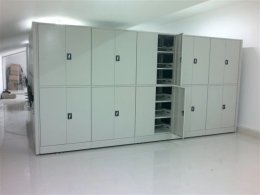 供应泰安铁皮橱档案橱文件柜生产订制厂家