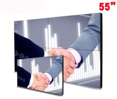 三星55寸液晶拼接屏 3.5mm无缝电视墙