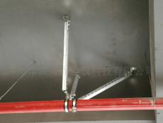 什么是抗震支架 管道抗震支架風管抗震支架