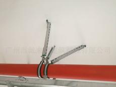 成品支吊架 抗震支架生產廠家 廣州抗震支架