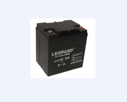 供应LEOPARD蓄电池HTS12-17 12V17AH自动化