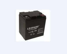 HTS12-38免维护LEOPARD蓄电池12V38AH移动式
