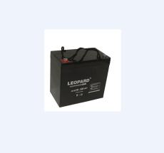 HTS12-90免维护LEOPARD蓄电池12V90AH深循环