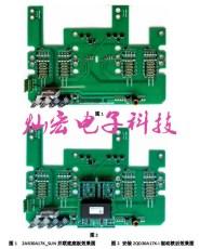 青铜剑IGBT驱动板2QD30A17K-FF1800R17IP5