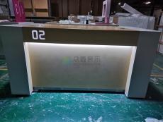 龍巖中國電信受理臺5G體驗桌業務辦公臺
