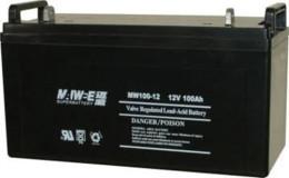迈威蓄电池MW65-12 12V65AH尺寸规格参数