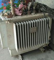 常山变压器回收常山二手变压器回收市场