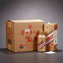 安阳回收北京馆贵州茅台酒欢迎来电咨询