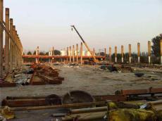臺州工廠拆除承接工廠廠房拆除回收公司