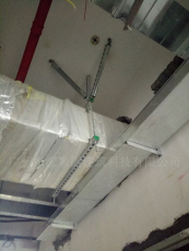 抗震支架有什么用 哪些項目要用到抗震支架