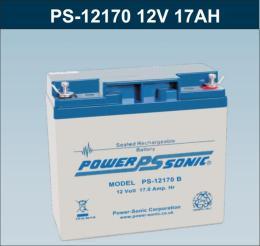 Power Sonic铅酸蓄电池PS-12120S 12V12.7AH