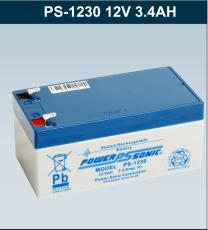 PS-12180S FR法国Power Sonic蓄电池12V18AH