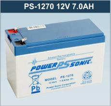 Power Sonic蓄电池PS-12200HD-M6 12V21AH