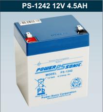 PS-12200S免维护Power Sonic蓄电池12V20AH