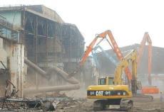 常州拆迁工厂设备回收二手工厂设备拆迁