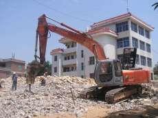 上海拆迁工厂设备回收工厂拆迁设备回收