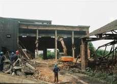 溫州工廠拆遷回收工廠拆遷設備回收