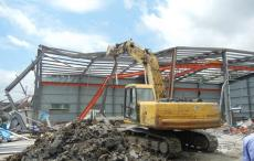 揚州廠房拆遷回收工廠拆遷設備回收
