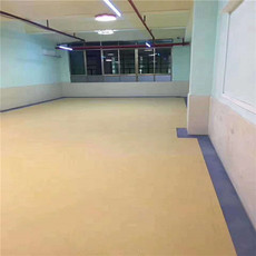 pvc地板厂商 学校耐磨地板