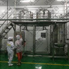 牛奶生產線 牛奶殺菌UHT設備