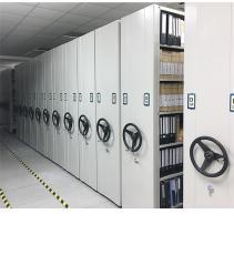 供应威海移动式档案柜拆除安装