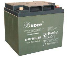 BUDDY阀控式铅酸蓄电池6-GFM-150 12V150AH