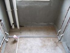 太原北營維修電路燈具改裝上下水管換地漏