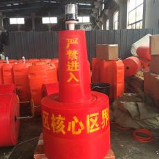 柏泰海上警示浮标聚乙烯航标产商